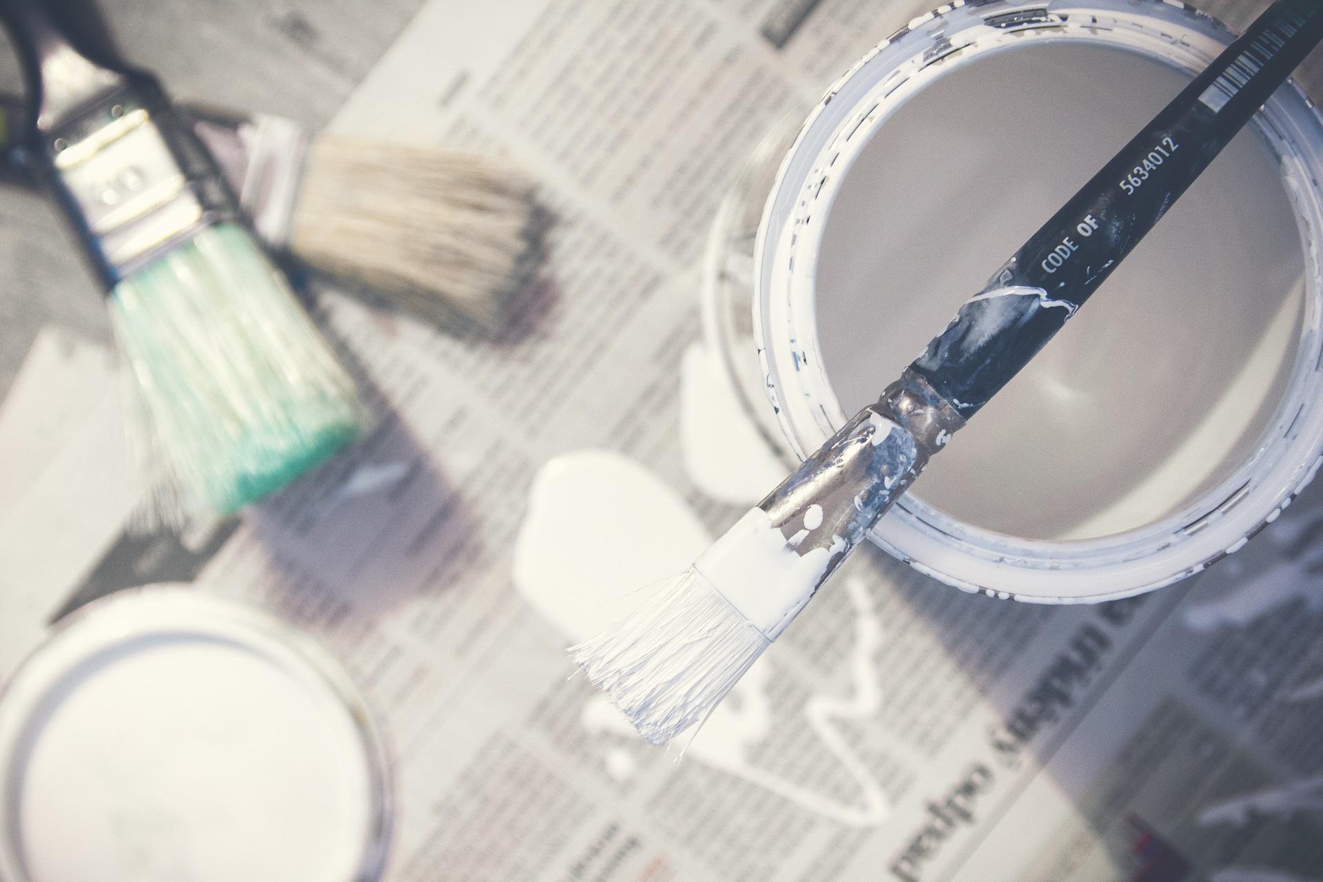 Redskap för målare i Stockholm